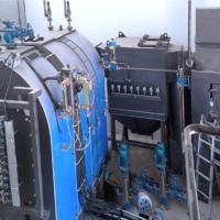 Calderas Vapor - Con capacidades de producción de 250 a 8000 kg vapor/h.