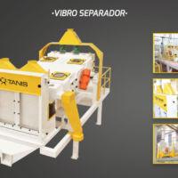 Agrotec - Limpieza y selección de seimllas - Vibro separador
