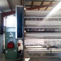 Agrotec - Secaderos de varias bandas, en los cuales el producto es transportado en varios niveles con distinta temperatura de aire.