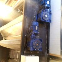 Agrotec Secadero Bandas - Permite ajustar la velocidad de las bandas así como los caudales de aire y temperatura